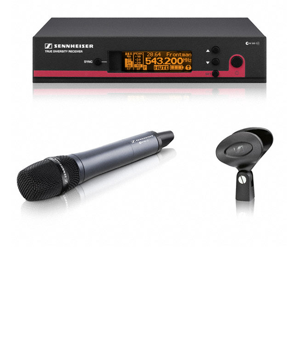Sennheiser G3 EW 300 4 Channel Kit – PNTA Rentals